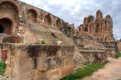 Die Ruinen Stockfotos