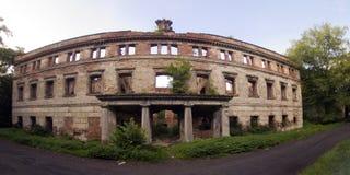 Die Ruinen Stockbild