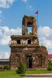 Die Ruinen der Kathedrale von Johannes der Baptist Lizenzfreie Stockbilder