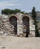 Die Ruinen von Ephesus Lizenzfreie Stockfotografie