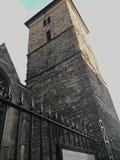 Die sächsische Kirche in Colchester, Großbritannien Lizenzfreies Stockbild