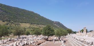 Die Süd-Türkei Efes stockfotografie