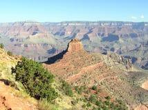 Grand Canyon - eins von den Wundern der Welt sieben stockbilder