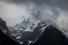 Die südlichen Alpen Lizenzfreie Stockbilder