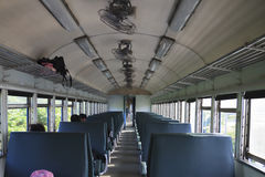 Die Südlinklinie Ansicht der Eisenbahn Lizenzfreies Stockfoto