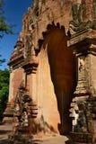 Die Südtür Htilominlo-Pagode Bagan myanmar Stockfoto