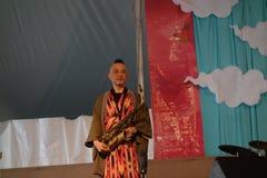 Die Sakura Matsuri Festival 2014 16 Stockfoto