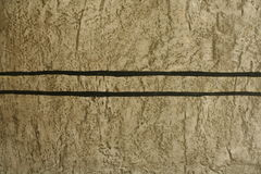 Die schöne braune Granitwand Lizenzfreies Stockbild