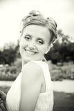 Die schöne Braut Lizenzfreie Stockfotografie