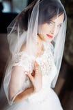 Die schöne Braut Lizenzfreies Stockbild