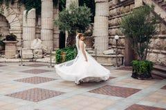 Die schöne Braut Lizenzfreies Stockfoto