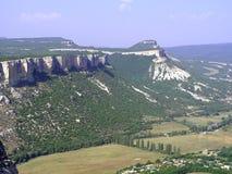 Die schöne Gebirgslandschaft Lizenzfreies Stockfoto