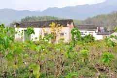 Die schöne Landschaft China Stockfotografie