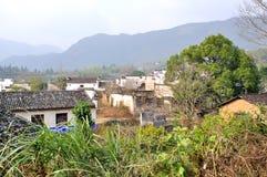 Die schöne Landschaft China Stockbilder