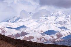 Die schöne Landschaft: Reisen in Sinkiang stockfoto