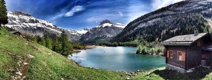 Die schöne Schweiz Lizenzfreie Stockfotos