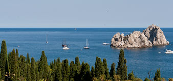 Die Schönheit der Krim Lizenzfreies Stockbild