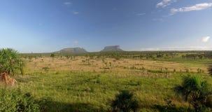 Die Schönheit Nationalparks Canaima, Venezuela stock footage