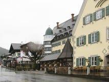 Die Schönheit und die Originalität der Hauptstadt in Tirol innsbruck stockfotos