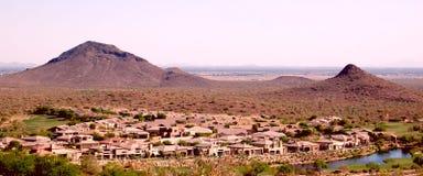 Die Schönheit von Arizona Lizenzfreies Stockfoto