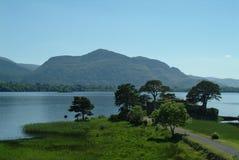 Die Schönheit von Killarney Irland Stockbild