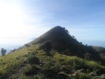 Die Schönheit von Merbabu Lizenzfreie Stockbilder