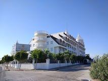 Die schönsten Hotels in der Welt Stockbild