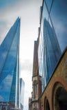 Die Scherbe in London Lizenzfreie Stockfotografie