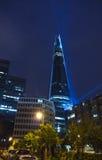 Die Scherbe London Großbritannien Lizenzfreies Stockfoto