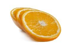 Die SchnittZitrusfrucht Lizenzfreies Stockbild