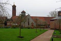 Die Schrein-Kirche unserer Dame von Walsingham, England stockfotos