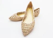 Die Schuhe der Frauen Lizenzfreie Stockfotos