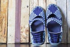 Die Schuhe der Frauen Stockfoto
