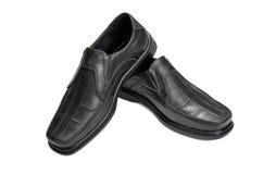 Die Schuhe der Männer Lizenzfreie Stockfotos