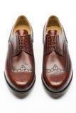 Die Schuhe der Männer Lizenzfreie Stockbilder