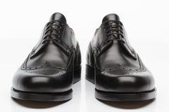 Die Schuhe der Männer Stockfotografie