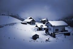 Die Schweiz lizenzfreie stockfotografie