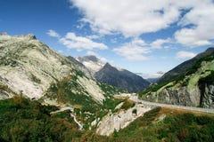 Die Schweiz Stockfoto