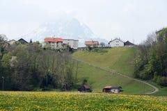 Die Schweiz Stockbild