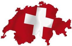 Die Schweiz Lizenzfreie Stockbilder