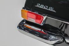 Die Schweiz; Genf; Am 8. März 2018; Pagode Mercedes-Benzs 280 SL Stockfoto