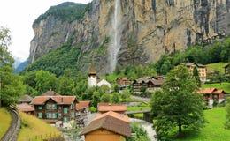 Die Schweiz Landscape02 stockfotos