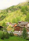 Die Schweiz-Landschaft lizenzfreie stockfotos