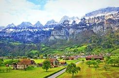 Die Schweiz-Landschaft Stockbilder