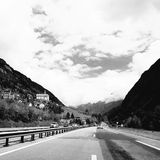Die Schweiz schön Stockbilder