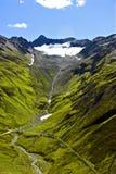 Die Schweizer Alpen Stockfoto