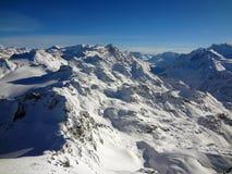 Schweizer Berge Lizenzfreie Stockbilder