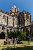 Die Se-Kathedrale von Evora, Portugal Lizenzfreie Stockbilder