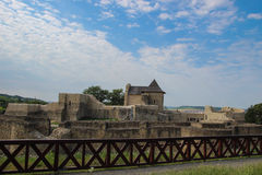 Die Seat-Festung von Suceava Lizenzfreies Stockbild