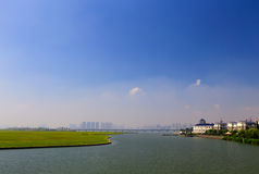 Die Seelandschaft Stockbilder